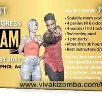 Viva Kizomba Congress Amsterdam with BluePrint