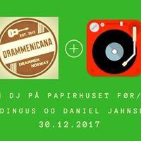 Drammenicana fretter Dingus og Jahnsen p Papirhuset