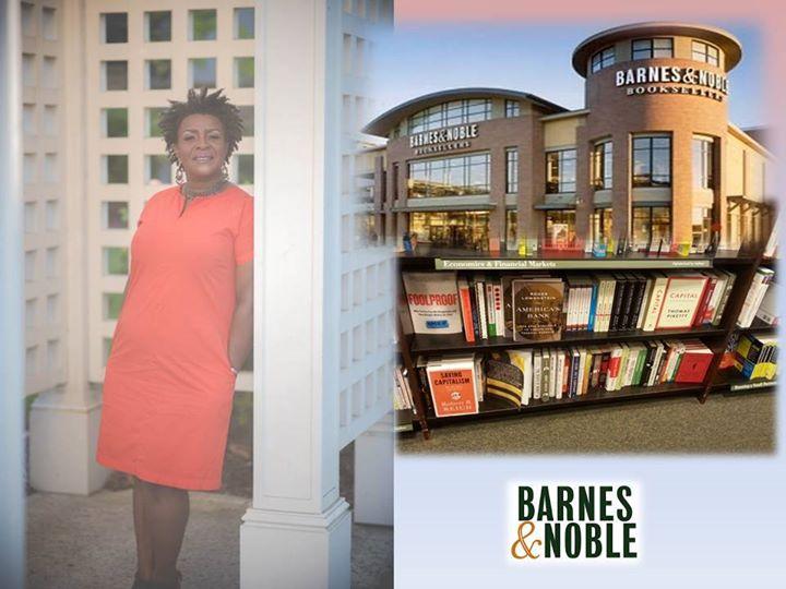 Meet the Author Vernita Naylor At Barnes & Noble