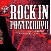 Rocket Queen live in Pontecorvo