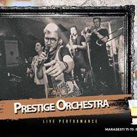 Prestige Orchestra Live Friday January 26 in The Temple Pub