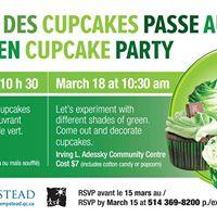 La fte des cupcakesCupcake Party