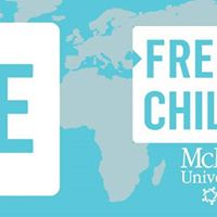 McMaster Free the Children &amp Pencils for Kids Coffeehouse