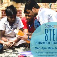 ScienceUtsavs STEM Science Summer Camp at Jayanagar