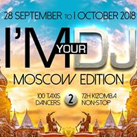IM YOUR DJ - Moscow Edition 2 (Russia)