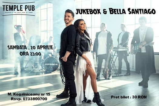 Jukebox & Bella Santiago
