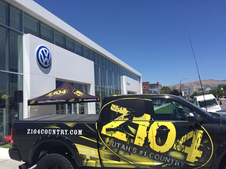 strong vw remote broadcast (dave) at strong vw, salt lake city