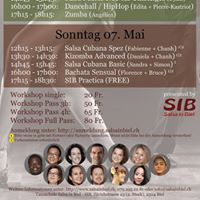 Workshop Weekend by SALSA in BIEL