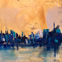 Abstract Workshop by Karen Langley