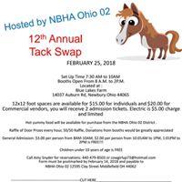 12th Annual Tack Swap - NE Ohio