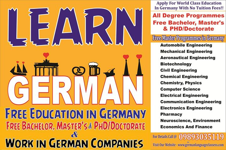 Benefits of learning german as a second language