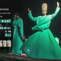 Sufi night at ayawoods