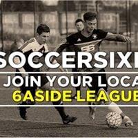 Brand new 6aside football league in Huddersfield