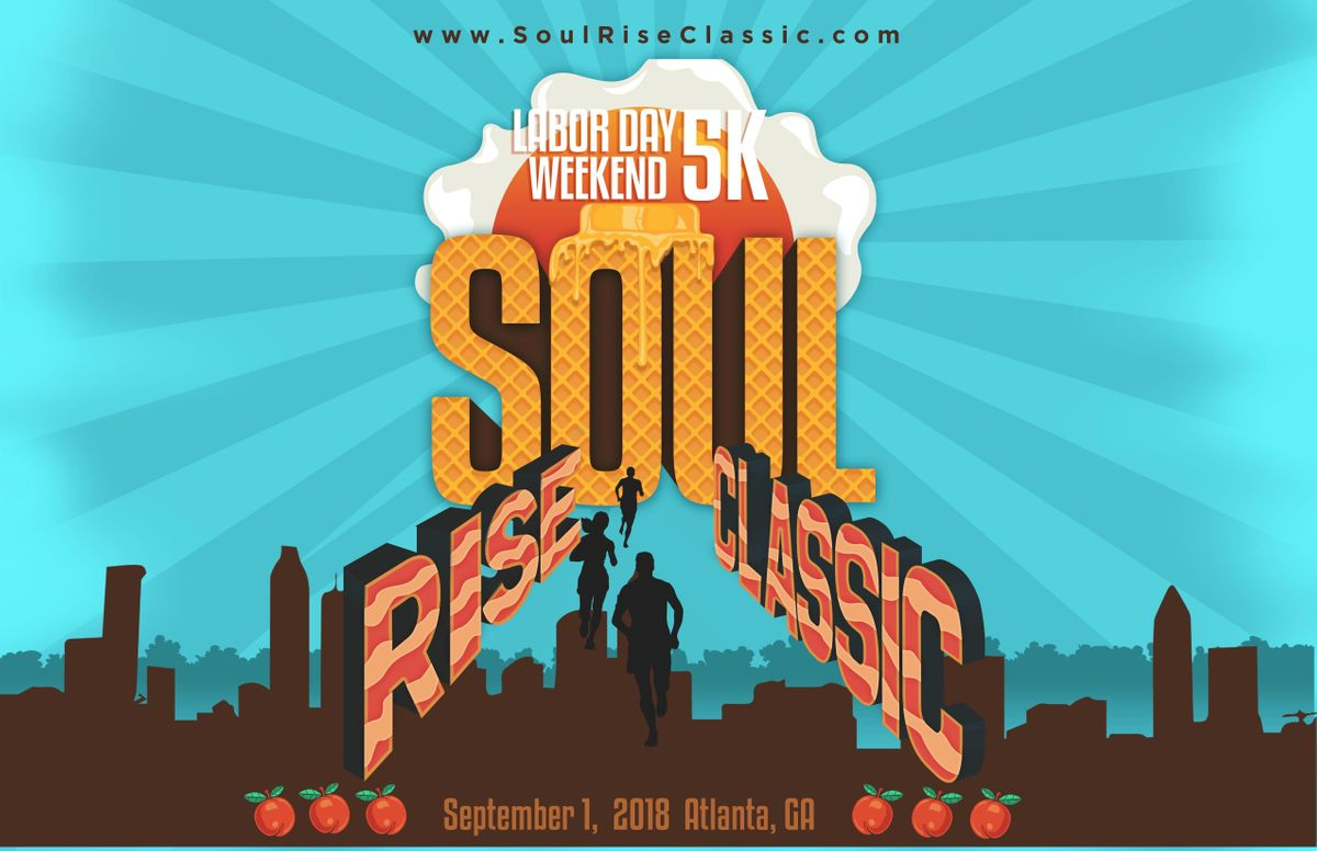 Soul Rise Classic - Labor Day Weekend Race (5K)