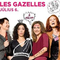 French Rooftop Cinema - Les Gazelles