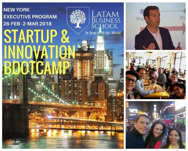 StartUp & Innovation Bootcamp - New York