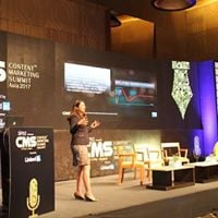 Content Marketing Summit Asia 2018 - South Asia Edition