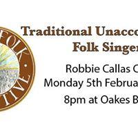 Traditional Unaccompanied Folk Singers