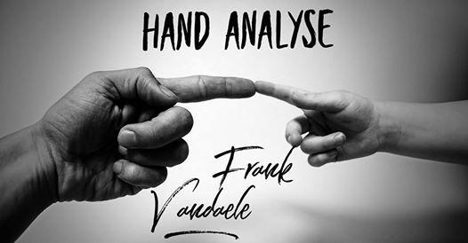 Analyse Hand-vingers