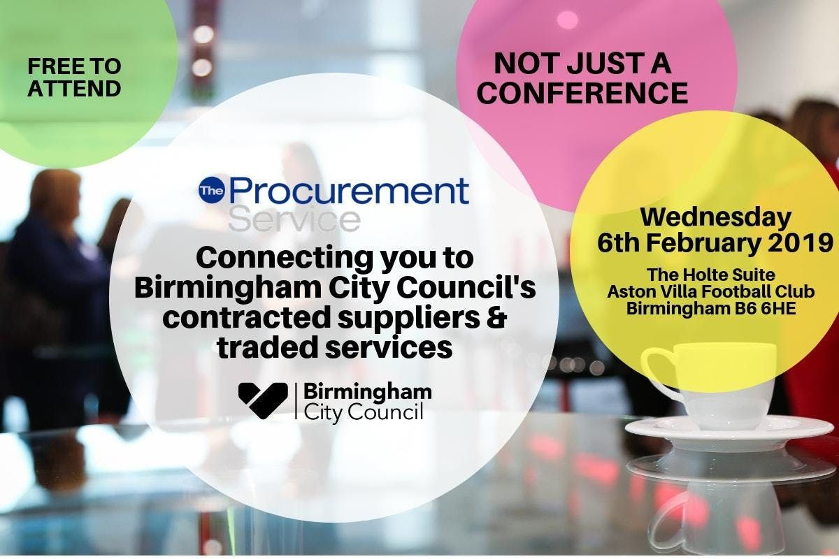 Suppliers & Services Conference 2019