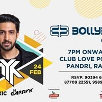Bollyboom Club nights with DJ NYK at Club Love Poison
