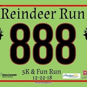 Reindeer Run 5K & Fun Run