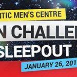 Teen Challenge Sleep Out