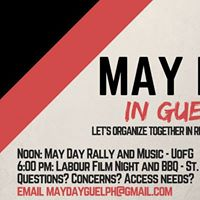 MAY DAY Guelph Rally