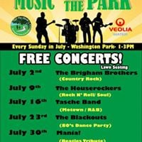 Burlingame Music in the Park