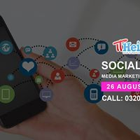Social Media Marketing Training in Lahore
