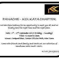 Panache - Kolkata Chapter