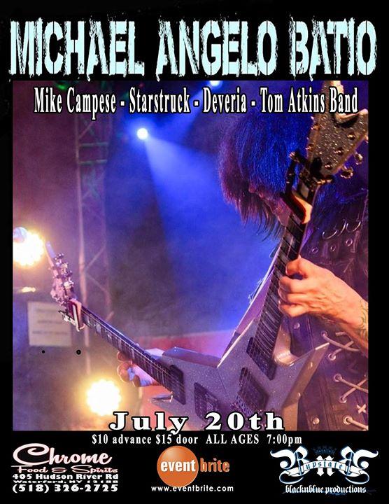 0720 Michael Angelo Batio