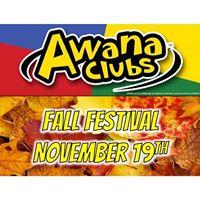 AWANA FALL Festival