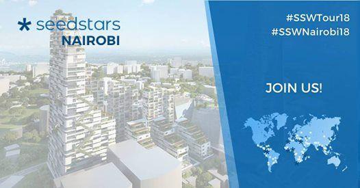 Seedstars Nairobi 2018