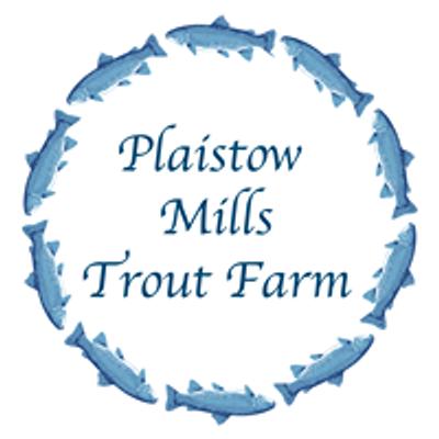 Plaistow Mills Trout Farm Devon UK