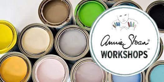 Annie Sloan Workshop Sat 22nd June