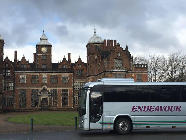 Endeavour Mystery Day Trip