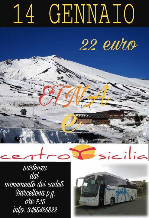 Etna E Centro Sicilia