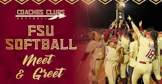 FSU Softball Meet & Greet
