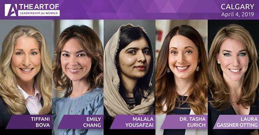 The Art of Leadership for Women Calgary 2019