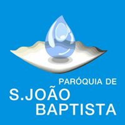 Paróquia São João Baptista - Coimbra