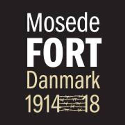 Mosede Fort, Danmark 1914-18