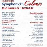 Symphony in colours 2017