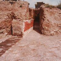 Il tempio abbandonato nella valle dellAlmone