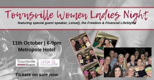 Townsville Women Social Networking with Guest Speaker
