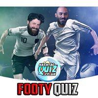 Hashtag Quiz Does Football - Phantom Winger