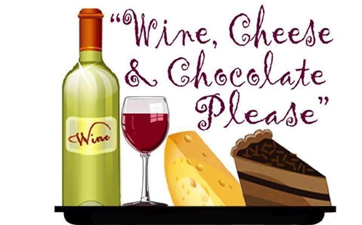 wine and cheese party wine cheese amp chocolate at 501 s whippoorwill ln 12121