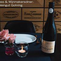 Masterclass &amp Wijnmakersdiner Weingut Ghring