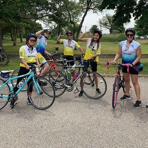 B2BDC Hops N Shine Training Ride