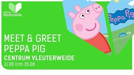 Meet & Greet Peppa Pig